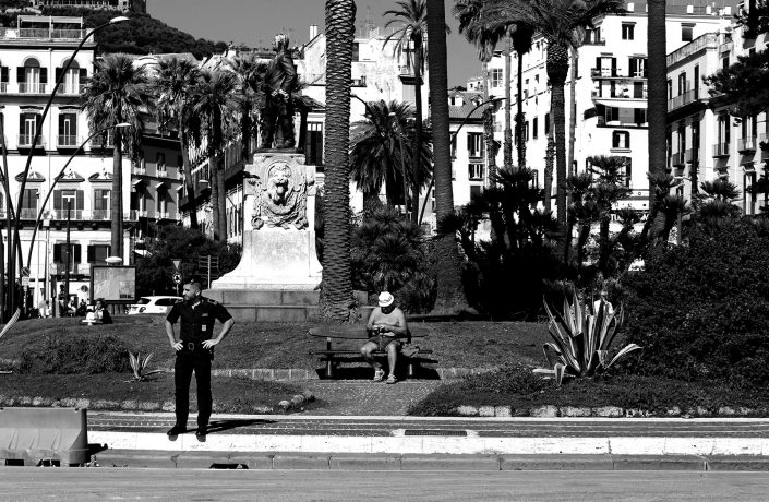 Napoli in Black&White
